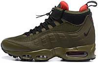 Мужские кроссовки Nike Air Max 95 Sneakerboot Green