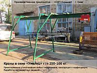 Кран в окно Умелец 250 - 500 - 1000 кг, фото 1