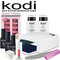Стартовый набор для покрытия ногтей гель лаком Kodi Professional № 3