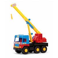 "Машина подьемный кран ""Middle Truck"" Wader 39226"