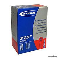 """Камера 27,5"""" х 1,5-2,4"""" (40/62 - 584) Schwalbe SV21, FV40"""