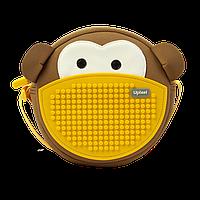 Сумочка на ремне Monkey - Кофейная (размер: 18 x 0.6 x 18 см) ТМ Upixel WY-A028Q
