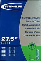 """Камера 27,5"""" х 1,5-2,4"""" (40/62 - 584) Schwalbe AV21, AV40"""