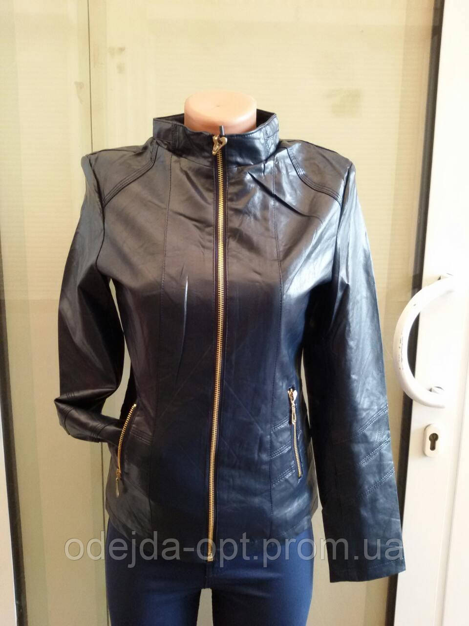 Женская куртка осень