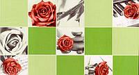Шпалери вологостійкі мийка Шарм Класик 103-03 салатові, фото 1