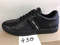 Мужские кроссовки Tommy Hilfiger черные