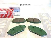 Колодки тормозные передние 04465-33350