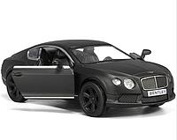 Машинка коллекционная Bentley Continental GT модель в масштабе 1:32