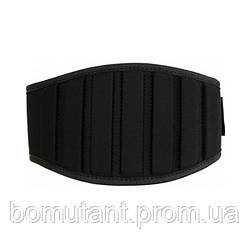 Belt Velcro Wide XL size black BioTech
