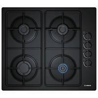Газовая варочная поверхность Bosch POP6B6B80 black