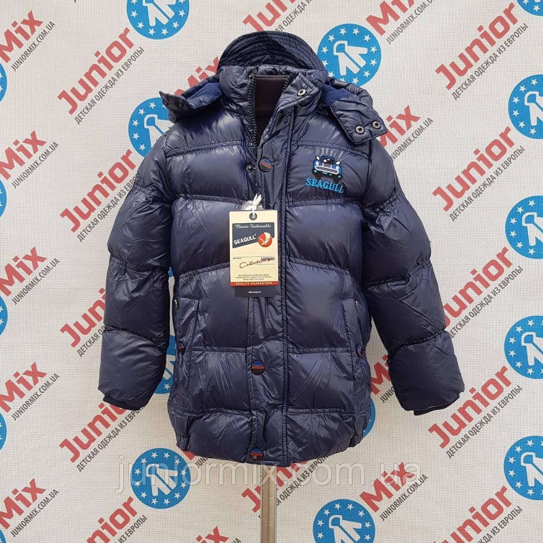 Зимняя детская куртка для мальчиков  оптом SEAGULL