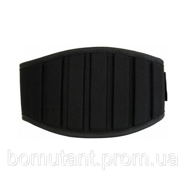 Belt Velcro Wide XS size black BioTech