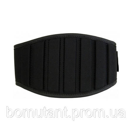 Belt Velcro Wide XS size black BioTech