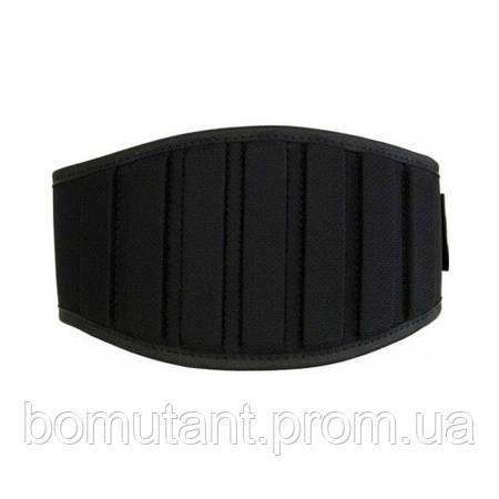 Belt Velcro Wide XXL size black BioTech