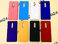 Пластиковый чехол Alisa для Nokia 5 (8 цветов)