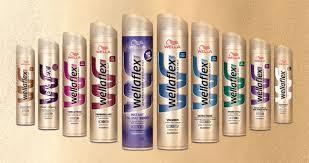 Лак для волос Wellaflex 250 мл .