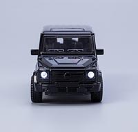 Машинка коллекционная Мерседес Гелендваген металлическая модель в масштабе 1:36
