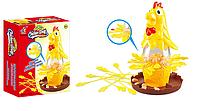 Игра для детей Забери яйца у курицы