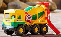 "Игрушечная машина Бетономешалка серии ""Middle Truck"" Wader 39223"