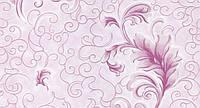 Обои бумажные Шарм Терна 119-06 розовые (остаток 2 рулона)