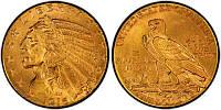 США 5 долларов 1916 год и561