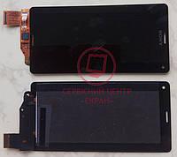 Sony Xperia Z3 Compact Mini D5803 D5833 Mini дисплейний модуль в зборі з тачскріном чорний