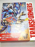 Трансформер Оптимус Прайм супергерой , фото 1