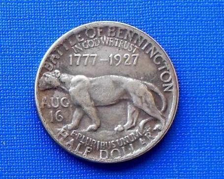 США пів долара 1927 рік и558