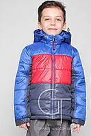 Куртка для мальчика 25011 (Электрик)