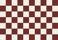 Обои виниловые супер мойка Анна МНК1-0863 бело-красные