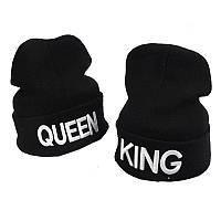 Шапка молодёжная King & Queen (Король и Королева)