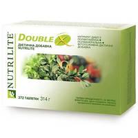 Поливитаминная мультиминеральная фитопитательная диетическая добавка, сменная упаковка, NUTRILITE DOUBLE X