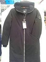 Мужская длинная куртка пальто