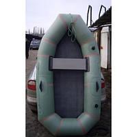 Надувная резиновая лодка Язь Лисичанка, 1.5м