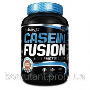Casein Fusion 908 гр сливочный ваниль BioTech