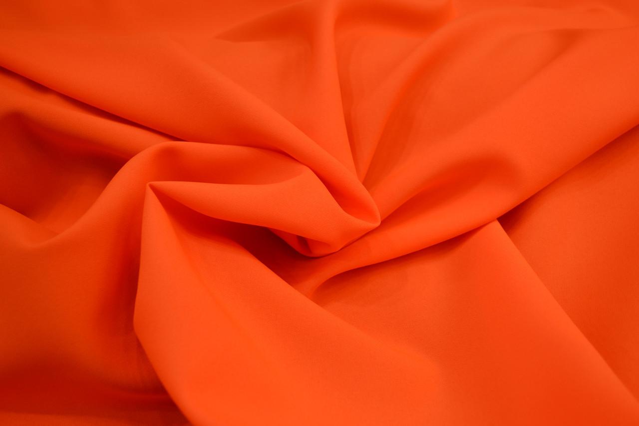Габардин помаранчевий