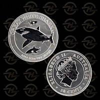 Австралия 50 центов 2014 год и525
