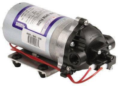 Диафрагменный насос постоянного тока 12 В Shurflo 8000-543-238, фото 2