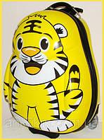 Детский пластиковый чемодан Cuties and Pals-Тигрёнок
