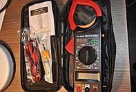 Электро-клещи DT266С тестер