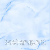 Волна голубая 250х6000х8мм. Пластиковые панели (ПВХ) Deco life (Деко лайф)