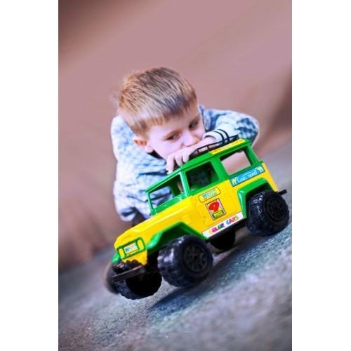 Игрушечная машинка авто-джип Wader 39008