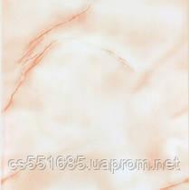 Волна оранжевая 250х6000х8мм. Пластиковые панели (ПВХ) Deco life (Деко лайф)