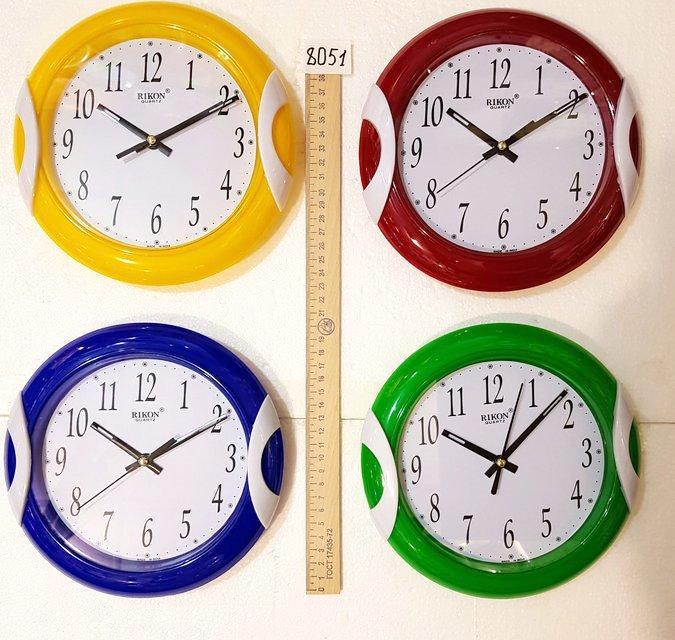 Часы настенные RIKON - 8051