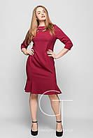 Платье -25265 (Фуксия)