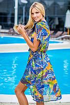 Шифоновое женское платье (Парижанка sk), фото 2