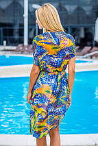 Шифоновое женское платье (Парижанка sk), фото 3