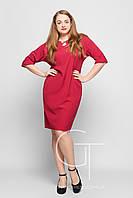 Платье -25255 (Фуксия)