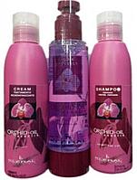 Kleral System Orchid Oil Набор для восстановления волос с маслом орхидеи (Италия)