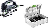 Лобзик маятниковый Carvex PSB 420 EBQ-Set Festool 561603